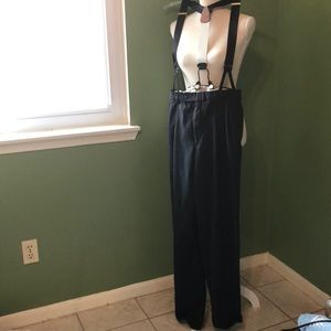 Jos. A. Bank dress pants with suspenders 28x32